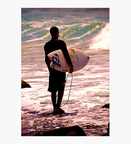 SERENITY SURF Photographic Print