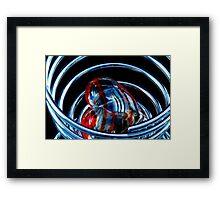 Heart's Still Life Framed Print