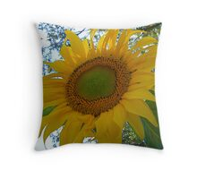 Standing Tall. Throw Pillow