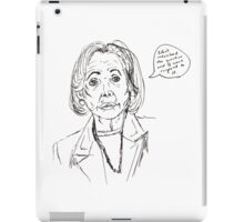 lucille iPad Case/Skin
