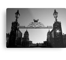 greenwich gate Metal Print