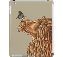 Gentle Man iPad Case/Skin
