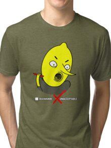 Lemongrab Votes Tri-blend T-Shirt