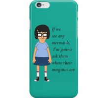 Mermaid Tina iPhone Case/Skin