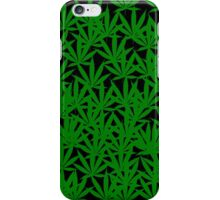 Funny leaf. iPhone Case/Skin