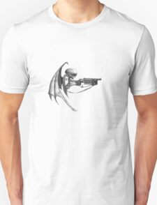 skulls and guns 1 T-Shirt