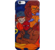 The Outlaws iPhone Case/Skin