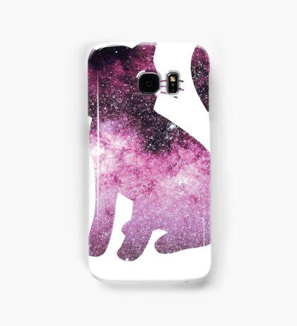 Scorpius Pink | Space Kitty Samsung Galaxy Case/Skin