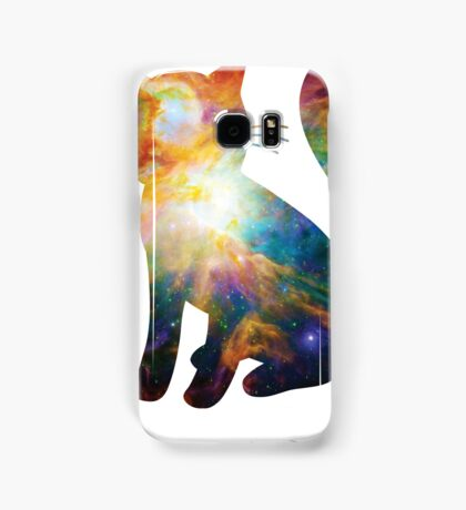 Heart of Orion | Space Kitty Samsung Galaxy Case/Skin