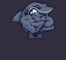 Muscle Shark Mens V-Neck T-Shirt
