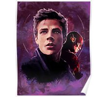 Barry Allen - The Flash Poster
