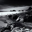 Back Beach by Dean Mullin