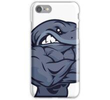 Muscle Shark iPhone Case/Skin