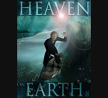 Kneeboard: Heaven on Earth Unisex T-Shirt
