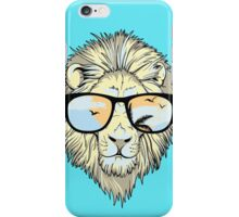 Lion in Paradise iPhone Case/Skin