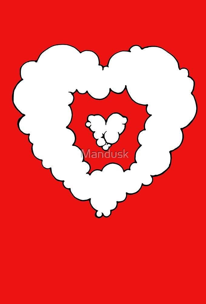 Fluffy Love by Mandusk