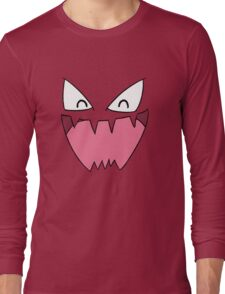 Haunter Face Long Sleeve T-Shirt