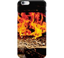 Going to Hell? Please Enter Here! iPhone Case/Skin