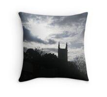 Dark Tower Throw Pillow