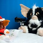 Gizmo's evil cousin suggests Santa checks his list a third time by Jon Bradbury
