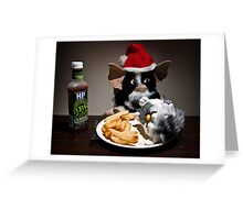 A Furby Is not Just for Christmas Greeting Card
