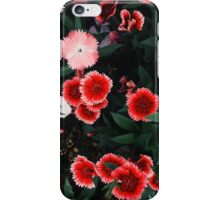 NEIGHBOURHOOD FLOWERS iPhone Case/Skin