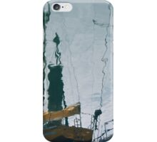 A Fishy Point of View iPhone Case/Skin