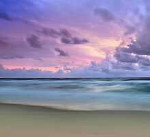 Surfers Paradise Sunrise by Darren Greenwell