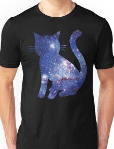 Magellan Blue   Space Kitty Unisex T-Shirt