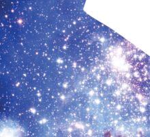 Magellan Blue | Space Kitty Sticker