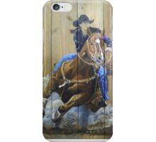 Barrel Racing iPhone Case/Skin