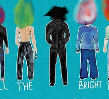 All The Bright Places by HaileyAnnArt