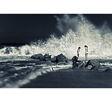 Big Wave Photographic Print