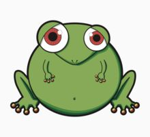 Fat Frog by abcanimals