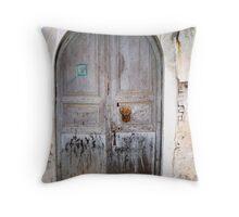 Koumaika, Samos, Greece Throw Pillow