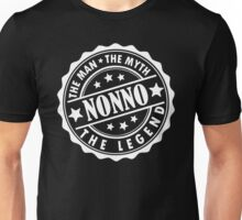Nonno - The Man The Myth The Legend Unisex T-Shirt