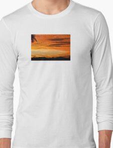 Surprise Sunset Long Sleeve T-Shirt