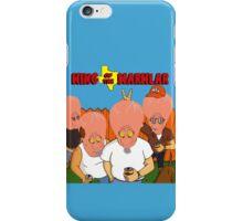 King of the Marklar iPhone Case/Skin