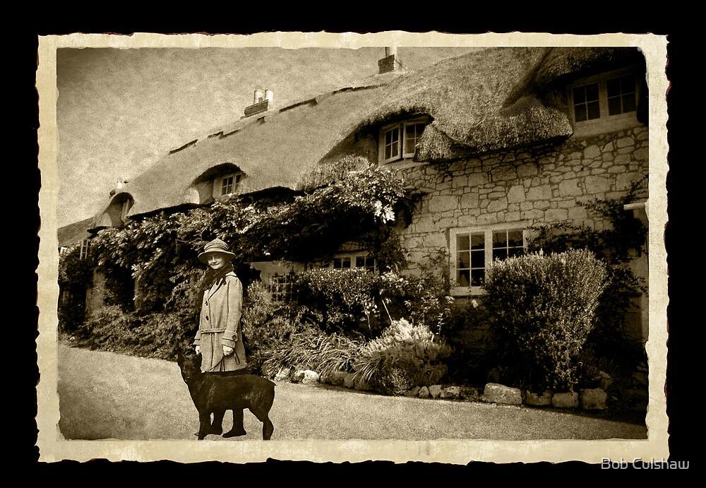 Old Postcard by Bob Culshaw