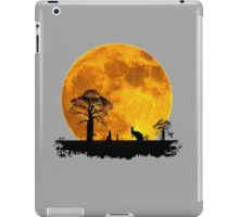 Outback Moonrise iPad Case/Skin