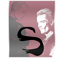 Spike Buffy the Vampire Slayer Poster