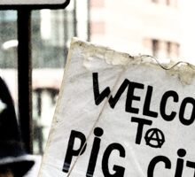 Pig City 2 Sticker
