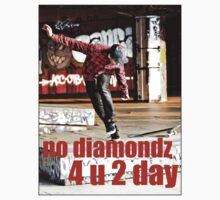 no diamondz by Robert Munro