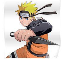 Uzumaki Naruto Poster