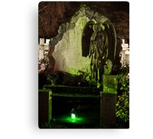 Weeping Angle Canvas Print