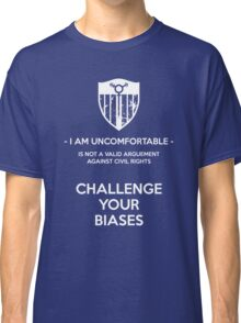 Challenge Your Biases Classic T-Shirt