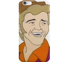 Jerry Reed Scooby Doo iPhone Case/Skin