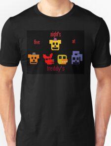 FNAF atari games long sleeve T-Shirt