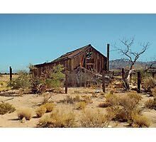 Mojave National Preserve Photographic Print