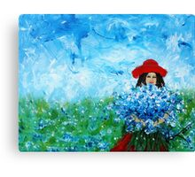 Being a Woman #3 Canvas Print